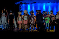 Lion King Jr. Dress Rehearsal Photos