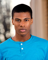 Jaylan - Actor Head Shots